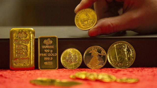 Giá Vàng Ngày 19/11: Bán Khống Trong Ngắn Hạn