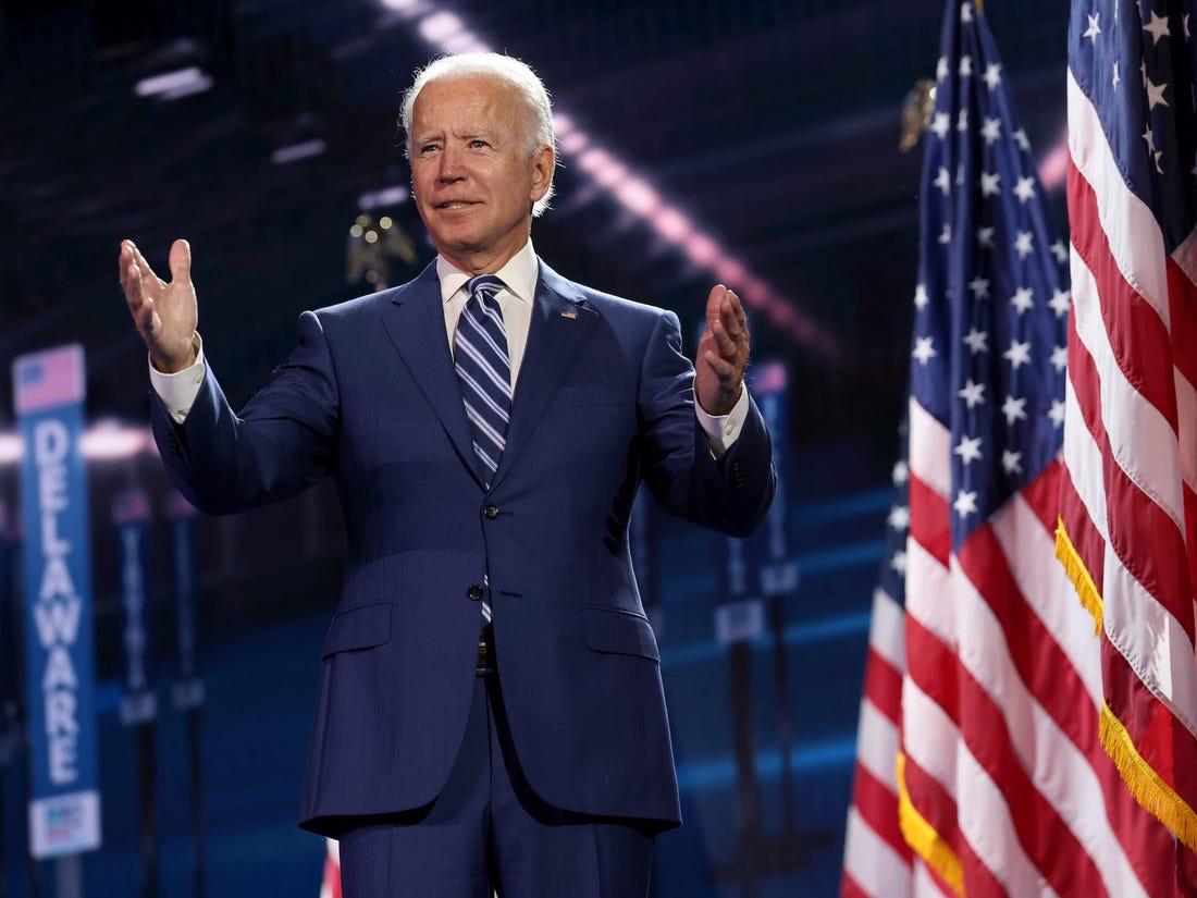Tổng thống Biden và những chính sách cứu trợ khi đắc cử