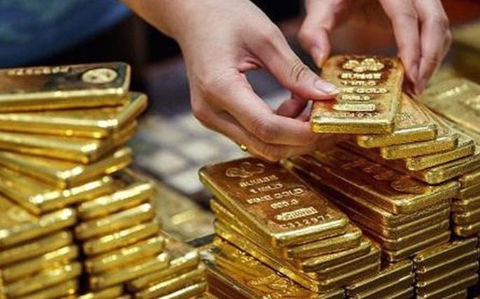 Giá vàng thế giới giảm trong tuần qua