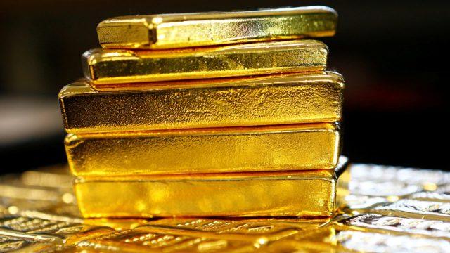 Giá Vàng Ngày 25/1: Đầu Tuần Chật Vật Tăng Giá