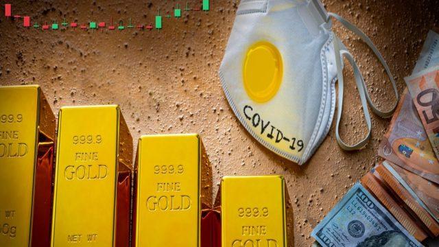 Giá Vàng Ngày 20/1: Vàng Nguy Cơ Giảm Mạnh