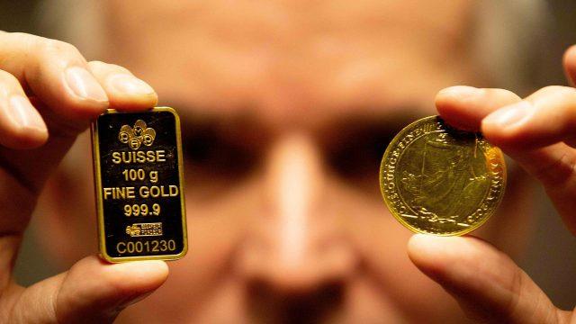 Giá Vàng Ngày 14/1: Duy Trì Đà Tăng Do Biden
