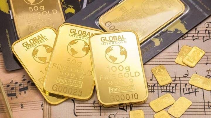 Lý do vàng bị đẩy xuống mức thấp nhất trong 2 tháng vừa qua
