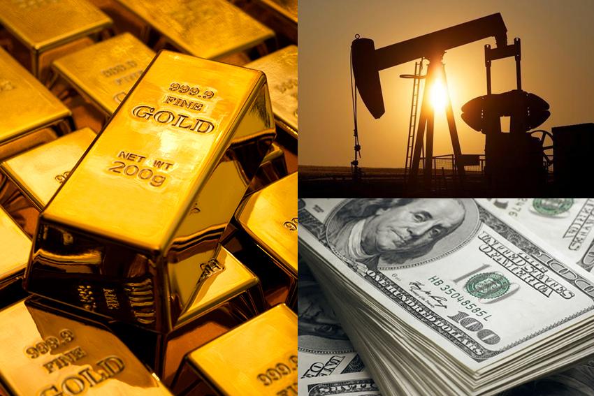Vàng có thể tiếp tục hít bụi so với dầu