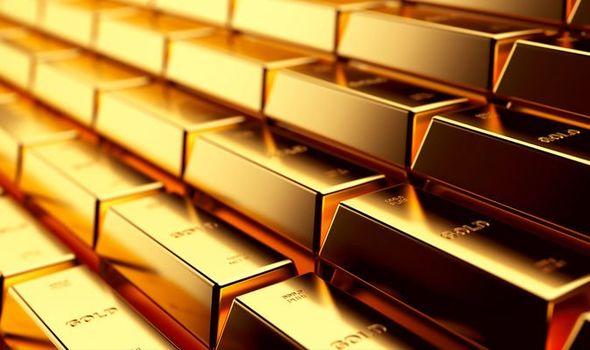 Giá vàng thế giới giảm khi lợi suất trái phiếu Mỹ chạm mức cao nhất 1 năm qua