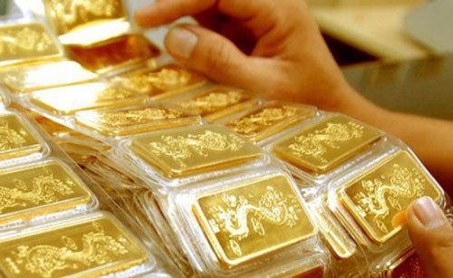 Giá vàng biến động bất ngờ
