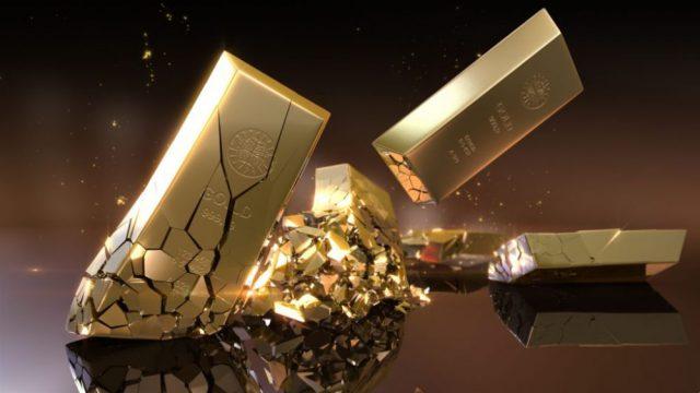 Yếu tố đứng sau việc giá vàng giảm