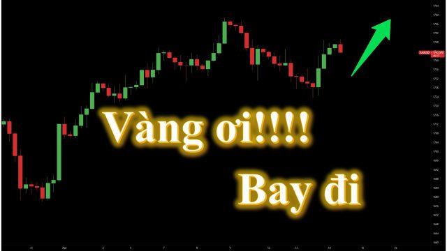 Nhận định Gold (14/04/2021): Đã BUY Đủ, Chờ Bay!