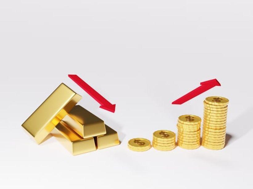 Vàng đang lấy lại đà tăng
