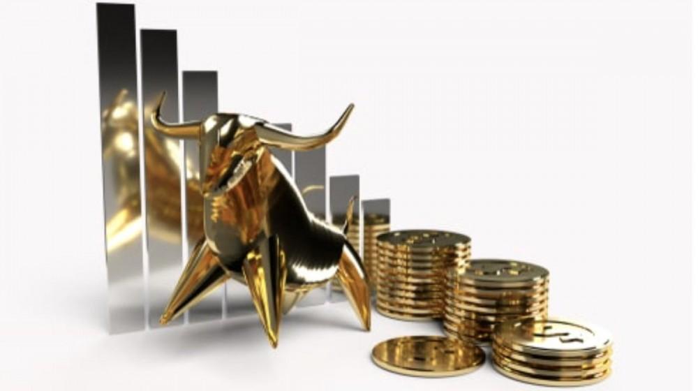 Vàng đang chật vật trước ngưỡng 1.800 USD/ounce
