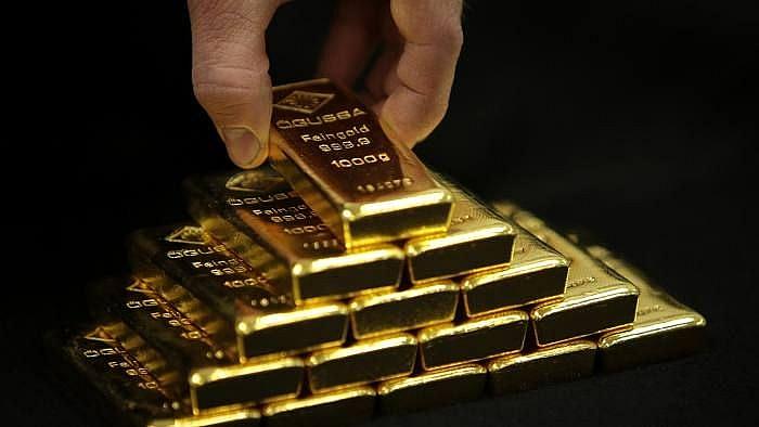 """Giá vàng đang đi lên rất """"khiêm tốn"""""""
