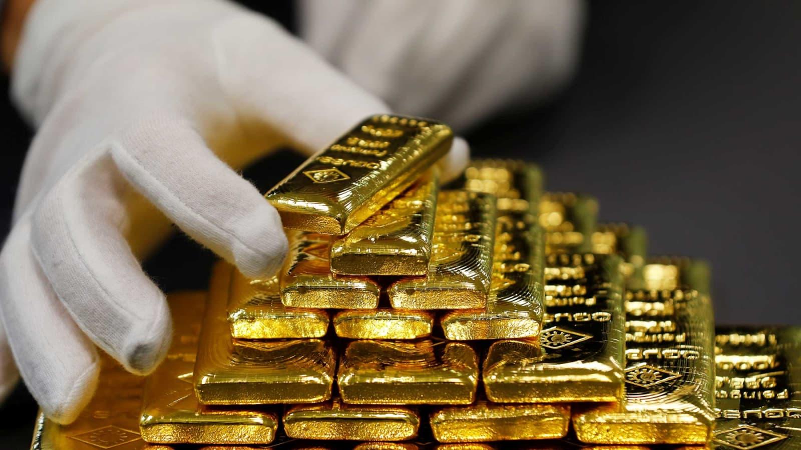 Giá vàng trong nước ngày 7/6 giảm nhẹ theo xu hướng thế giới