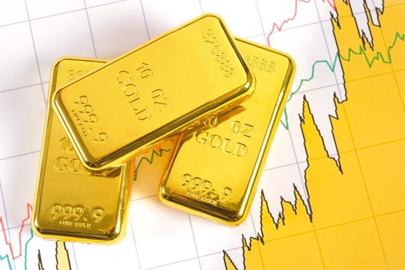 Thị trường vàng biến động mạnh trong tuần trước