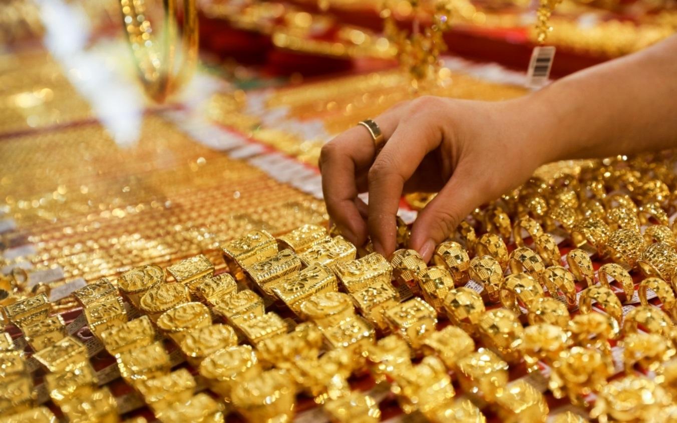 Giá vàng trong nước đảo chiều tăng theo xu hướng thế giới