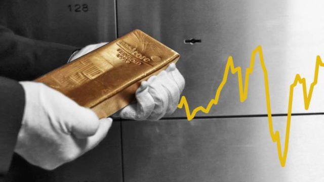 Giá Vàng Hôm Nay Ngày 25/8: Vàng Đang Trụ Gần Mốc 1.800 USD/ounce