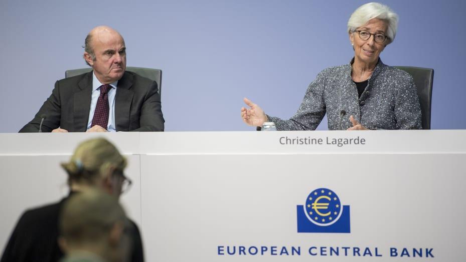 Thị trường tập trung sự chú ý vào chính sách tiền tệ của ECB