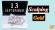 Tổng kết Room Scalping Gold: +140 pip (13/09 - 17/09)