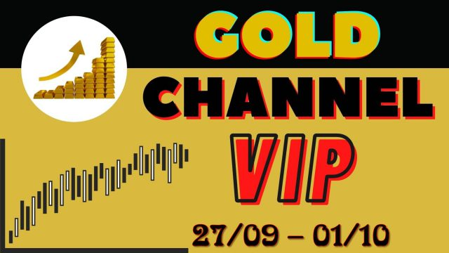 Tổng kết channel giao dịch Gold (27/09 - 1/10): Tỷ lệ thắng 100%